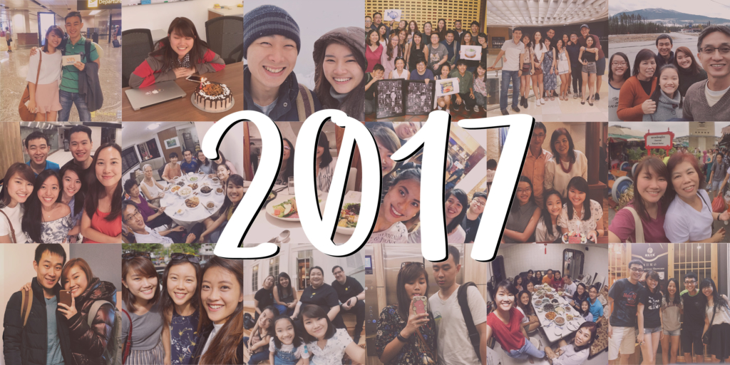 what made 2017 great collage